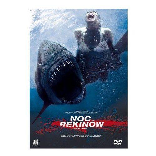 Noc rekinów [dvd] marki Monolith
