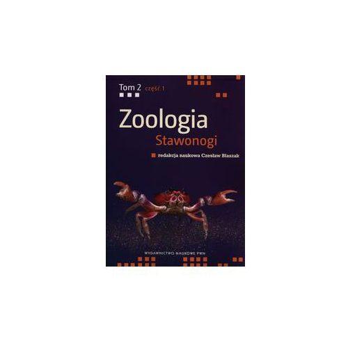 Zoologia Tom 2 część 1 Stawonogi (408 str.)