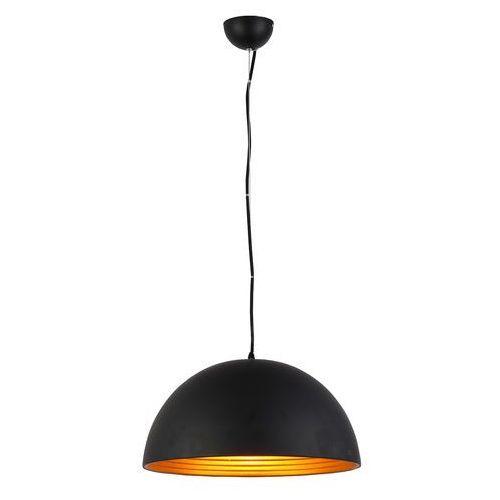 MODENA 50 LAMPA WISZĄCA FB6838-50 BLACK/GOLD AZZARDO, kolor czarny,