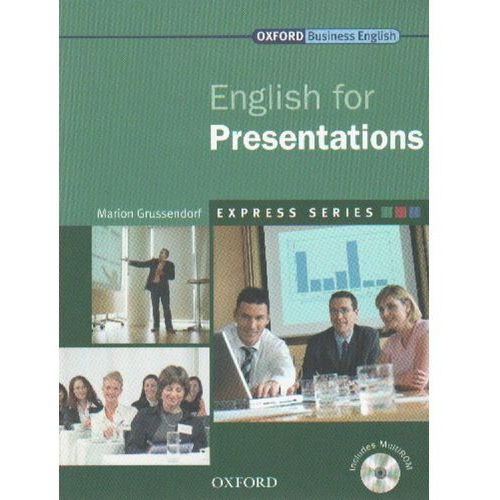 Express Work Skills English For Presentations. Książka Ucznia Plus MultiROM, Oxford University Press