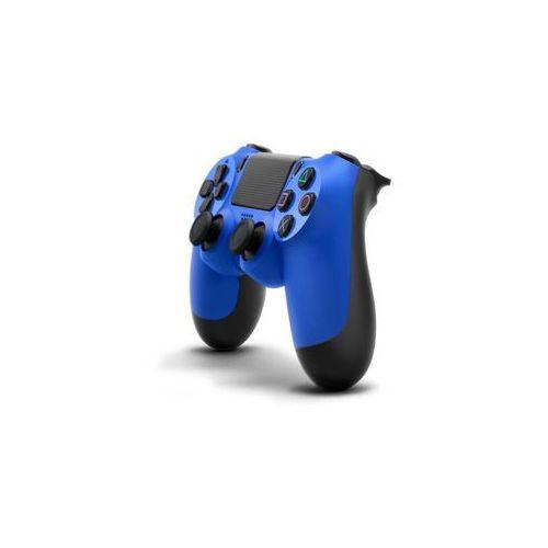 Kontroler SONY PS4 DualShock 4 Niebieski + DARMOWY TRANSPORT! (0711719201397)
