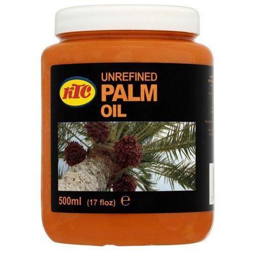 Nierafinowany olej palmowy KTC