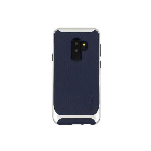 Samsung Galaxy S9 Plus - etui na telefon Spigen Neo Hybrid - Arctic Silver