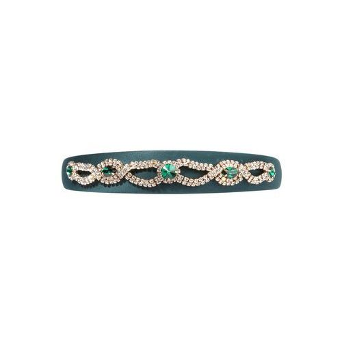 New Look AMAZING JEWELLED ALICEBAND Hair Styling Accessory green, 5564615