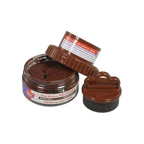 PALC pasta słoik 50 ml średni brąz, pasta samopołyskowa w kremie z aplikatorem - Średni brąz