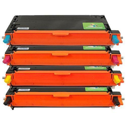 Komplet tonerów zamienników DT6280KPLX do Xerox Phaser 6280, pasuje zamiast Xerox 106R01403 106R01400 106R01401 106R01402 CMYK, 8000/6000 stron
