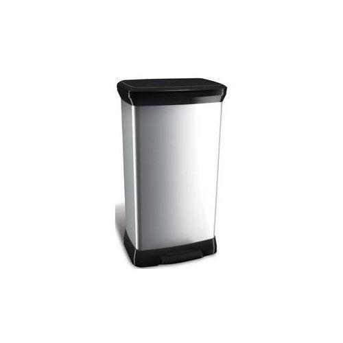Kosz na śmieci Curver Decobin 50 l (kosz na śmieci)