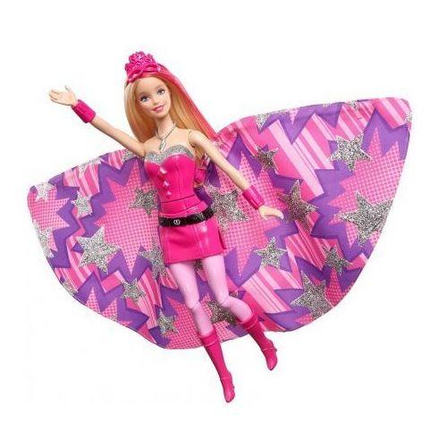 Lalka MATTEL Barbie Super Księżniczka Filmowa + DARMOWA DOSTAWA! - sprawdź w ELECTRO.pl