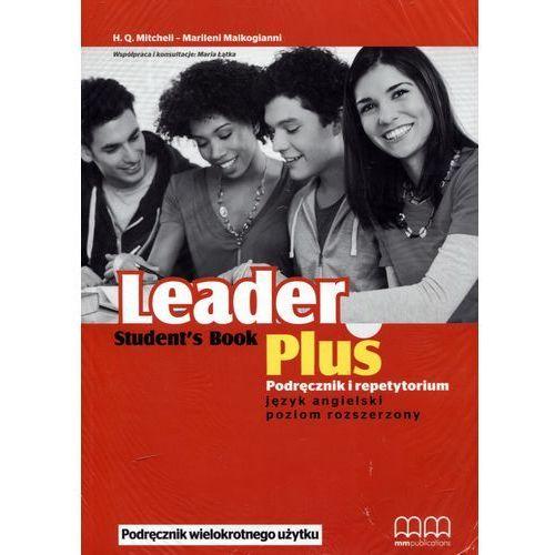 Leader Plus SB poziom rozszerzony MM PUBLICATIONS (9786180500288)