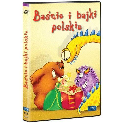 Bajki i baśnie polskie Część. 2 - Telewizja Polska OD 24,99zł DARMOWA DOSTAWA KIOSK RUCHU, 87313302073DV (7790221)