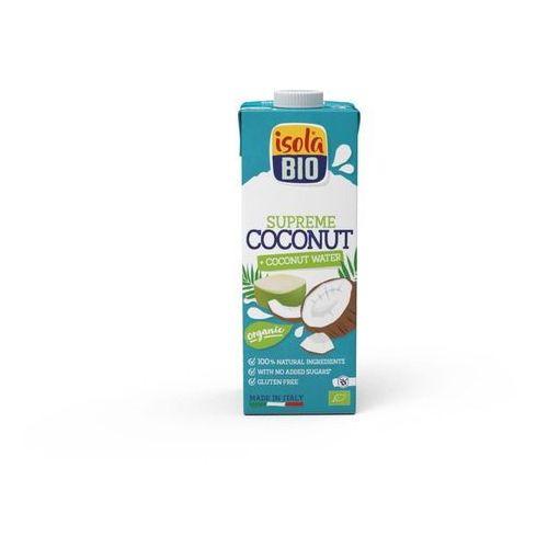 Isola bio Napój kokosowy z wodą kokosową bezglutenowy bio 1 l (8023678728269)
