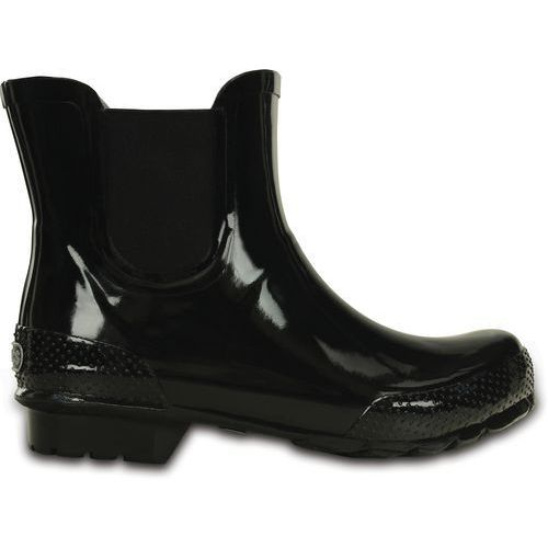 Boot Women Black/Black Crocs Chelsea Rain marki Crocs