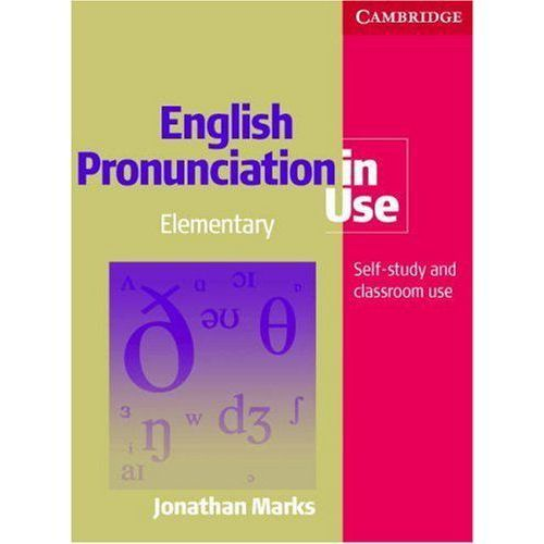 English Pronunciation In Use Elementary Książka Plus 5 Płyt Audio CD (166 str.)