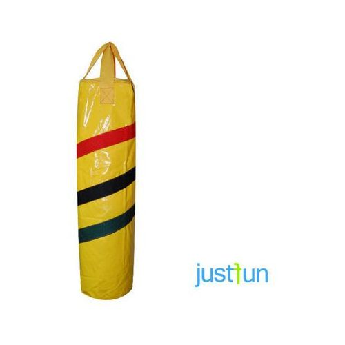 Just fun Worek bokserski - żółty