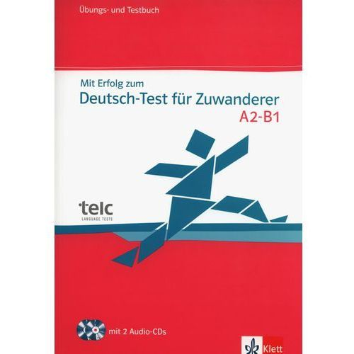 Mit Erfolg Zum Deutsch-test Für Zuwk - Cvičebnice Se Souborem Testů + 2cd (2017)