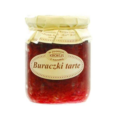 KROKUS 500g Buraczki tarte tradycyjna receptura