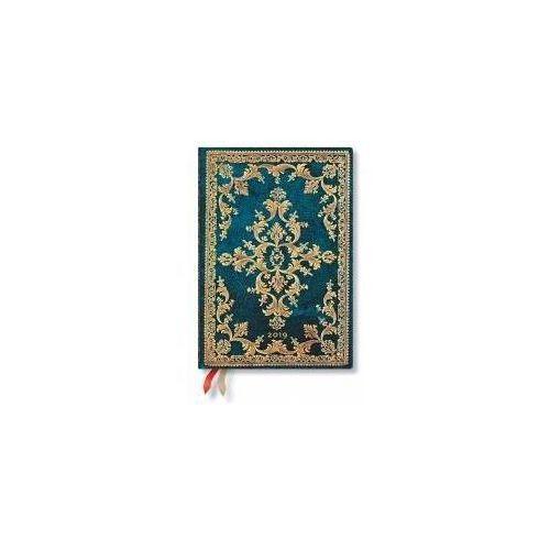 Paperblanks Kalendarz książkowy midi 2019 12m metauro