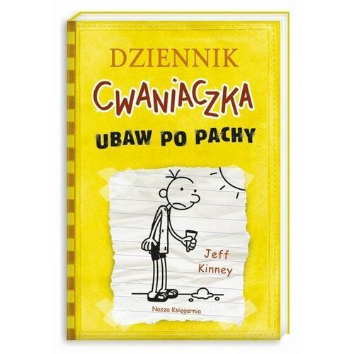 Dziennik Cwaniaczka 4 Ubaw po pachy (224 str.)