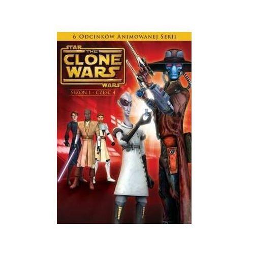 Film GALAPAGOS Gwiezdne Wojny: Wojny Klonów (Sezon 1 cz.4) Star Wars: The Clone Wars