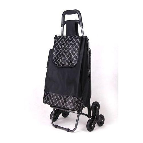 Wózek na zakupy z potrójnymi kołami z siedzeniem 3K-S01 (wózek na zakupy)