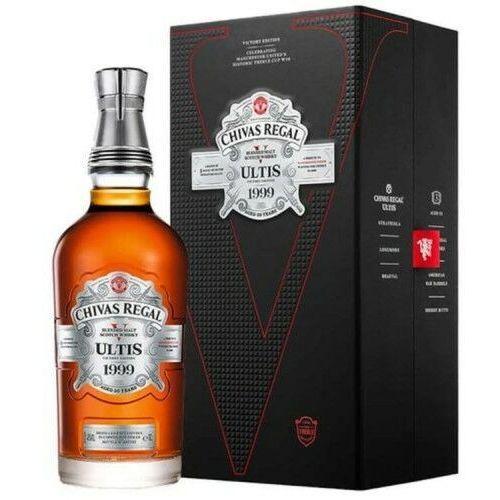 Chivas brothers Whisky chivas regal ultis 1999 victory edition 40% 0,7l (5000299622834)