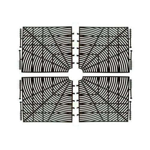 A-plast Osłona doniczki regulowany rozmiar 4-50cm - brązowy (7301234501121)