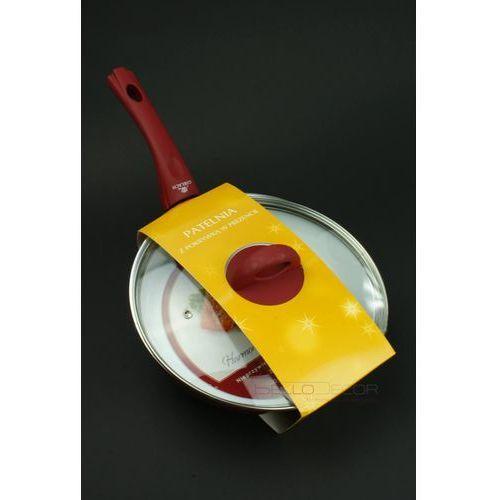 Harmony - patelnia ceramiczna 20 cm + POKRYWKA 20 cm w PREZENCIE !, produkt marki Gerlach