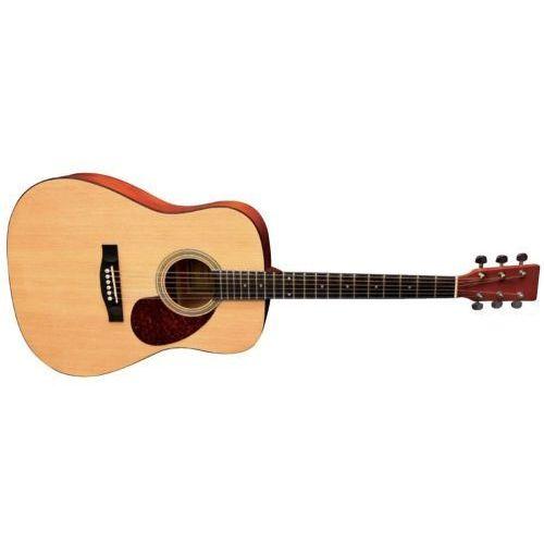 Gewa (ps501300) gitara akustyczna vgs d-1 naturalny