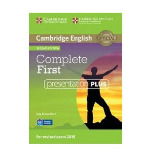 Complete First 2nd Edition. Oprogramowanie Tablicy Interaktywnej (2014)