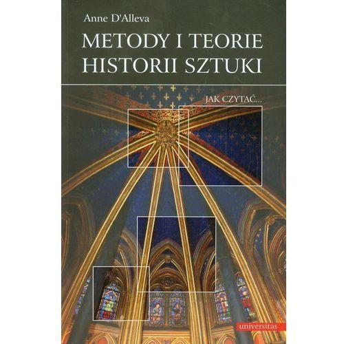 METODY I TEORIE HISTORII SZTUKI, DAlleva Anne