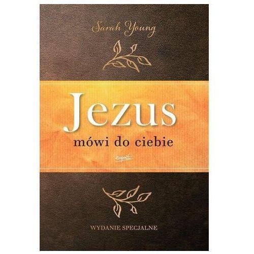 Sarah young Jezus mówi do ciebie - (9788365847249)