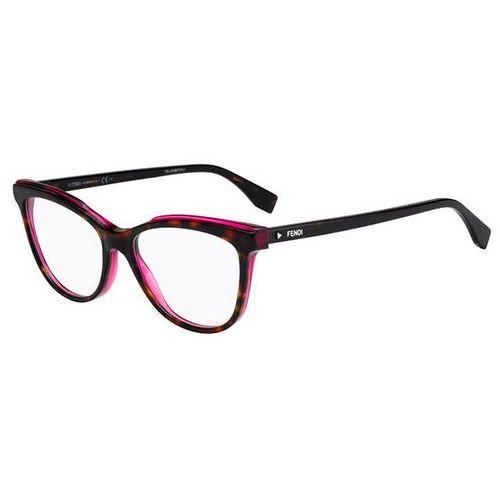 Fendi Okulary korekcyjne ff 0255 086