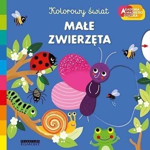 Akademia mądrego dziecka. małe zwierzęta - melanie combes (9788328146433)