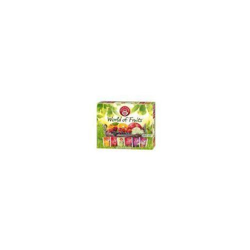 67,5g world of fruits collection box kolekcja herbatek owocowych (6x5 torebek)   darmowa dostawa od 200 zł marki Teekanne