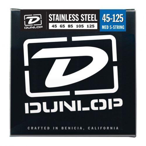 Dunlop single string bass steel 125, struna pojedyncza