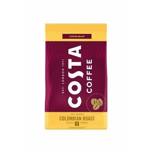 COLOMBIA 500 G Kawa ziarnista COSTA COFFEE, 5012547001582