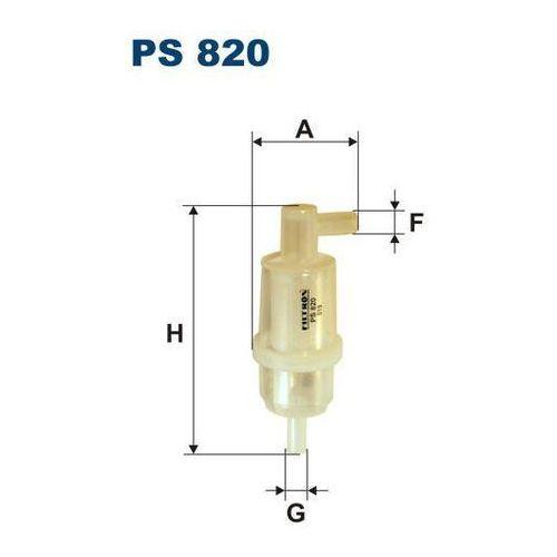 Filtron Ps820 filtr paliwa diesel katowy