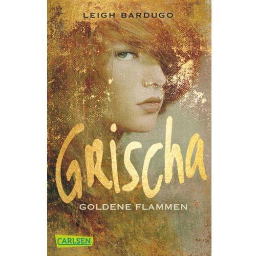 Grischa - Goldene Flammen (9783551313263)