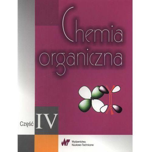 Chemia organiczna część IV (9788320436914)