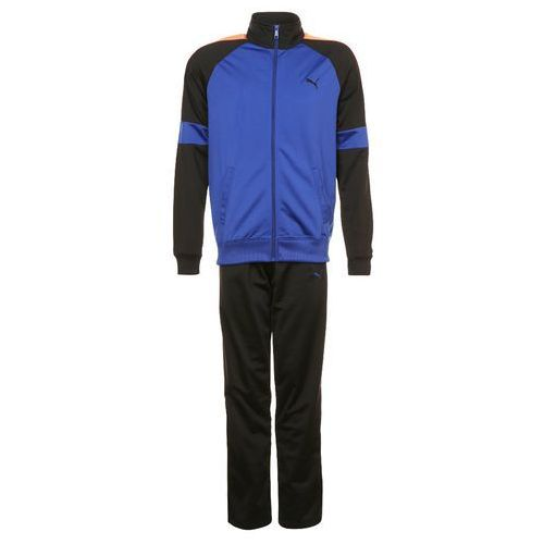 Puma FUN Dres sodalite blue/black/vermillion orange - produkt z kategorii- dresy męskie komplety