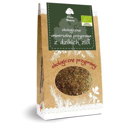 Dary natury - przyprawy i zioła bio Uniwesalna przyprawa z dzikich ziół bio 40 g - dary natury