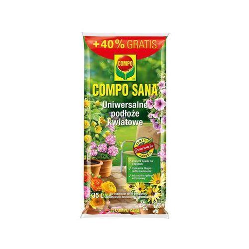Podłoże kwiatowe uniwersalne 35 l marki Compo