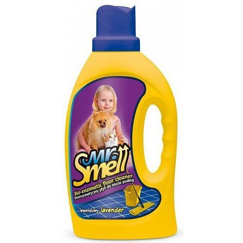 Mr. smell płyn do mycia podłóg lawendowy 1l marki Dermapharm