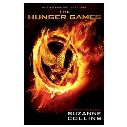 Hunger Games: Movie Tie-in Edition (Hunger Games, Book One)