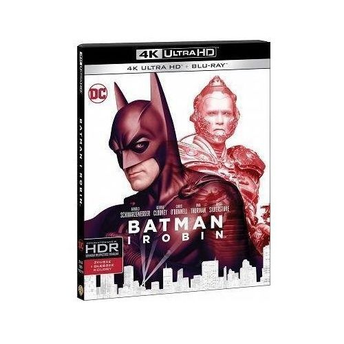 BATMAN I ROBIN (2BD 4K) (Płyta BluRay) (7321931352185)