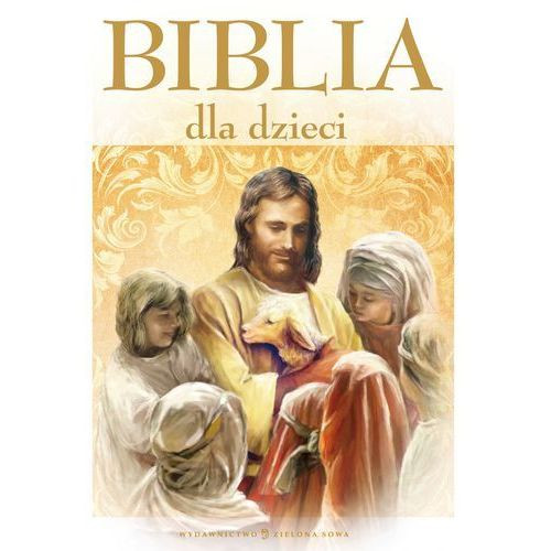 Biblia dla dzieci (9788378953722)