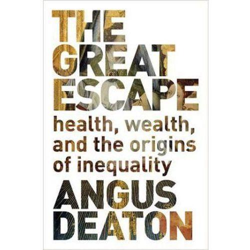 THE GREAT ESCAPE 8211 HEALTH WEALTH (9780691165622)