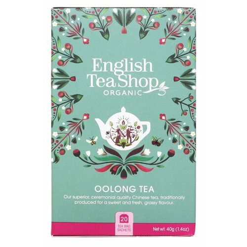 Herbata Oolong 20x2 g BIO 40 g English Tea Shop