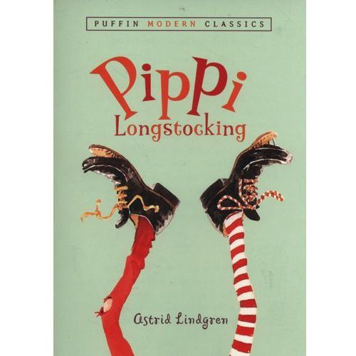 Pippi Longstocking, Puffin Books