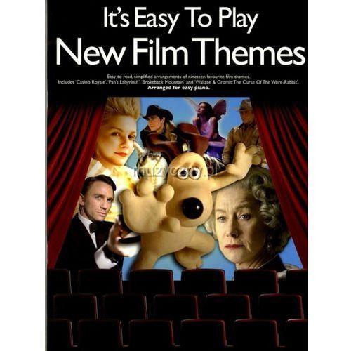 różni - it′s easy to play. new film themes na fortepian marki Pwm